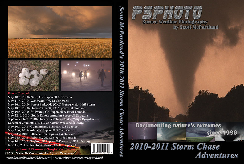 2011 tornado videos highlights DVD