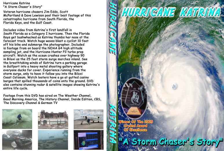 Hurricane Katrina DVD 2005 | Tornado Videos & Extreme Weather DVD